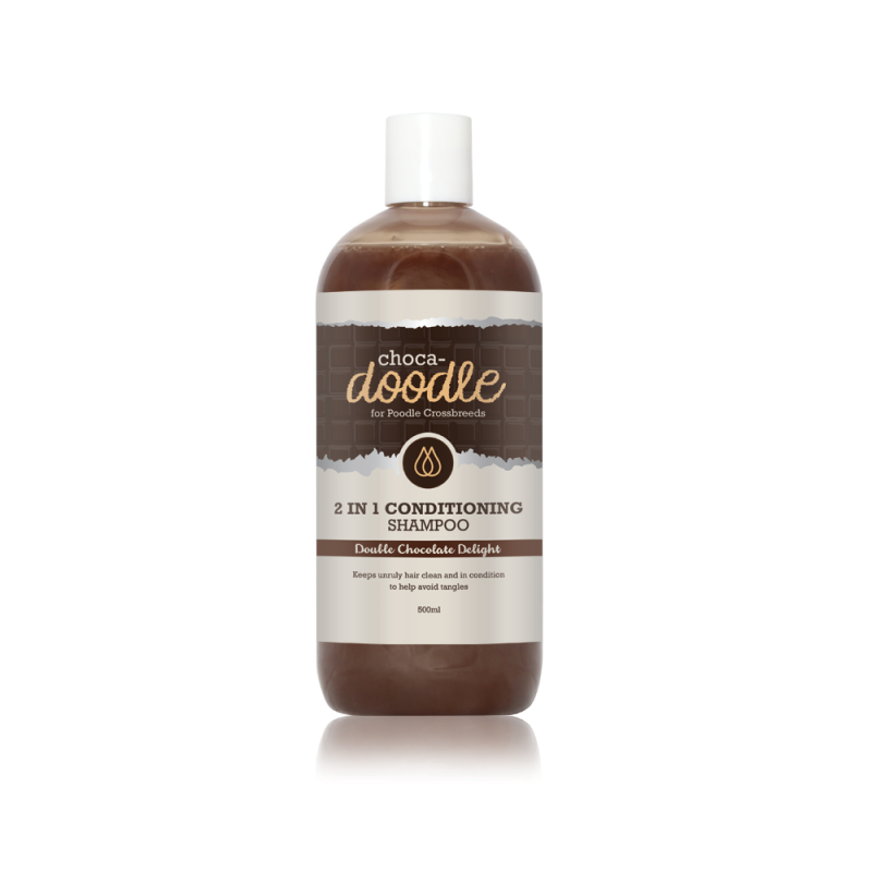 Choca-Doodle 2-1 conditioner shampoo 500 ml