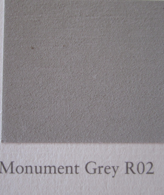 Painting The Past Rustic@ Monument Grey R02 2,5 liter