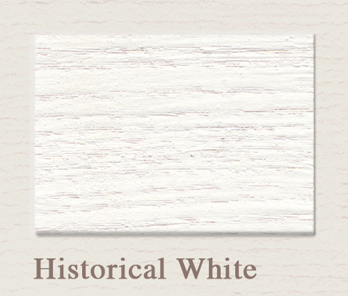 Painting The Past Outdoor Historical White 1 liter