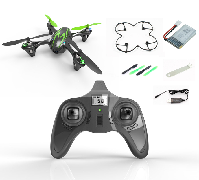 Micro Drone met HD Camera H107CHD