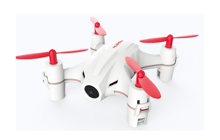 Hubsan Q4 Nano Quadcopter met HD camera RTF H002