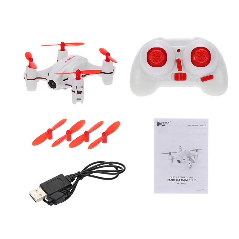 Hubsan Q4 Nano Quadcopter met HD camera RTF H002 #2