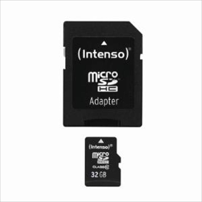 Micro SD geheugenkaart 32 GB incl SD houder