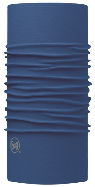 113000703 Original BUFF® Solid Blue Skydiver