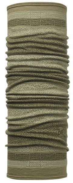 113258850 Merino Wool BUFF® Kitue Light Military