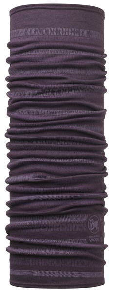113255622 Merino Wool BUFF® Lisha Plum
