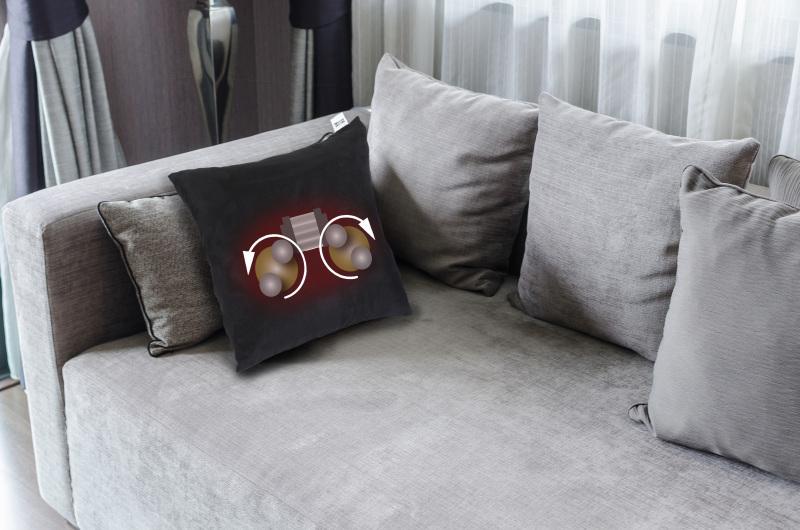 Comfy oplaadbaar massagekussen for Comfy kussen