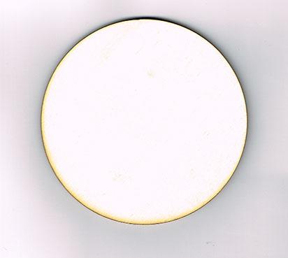 Ronde houten cirkels