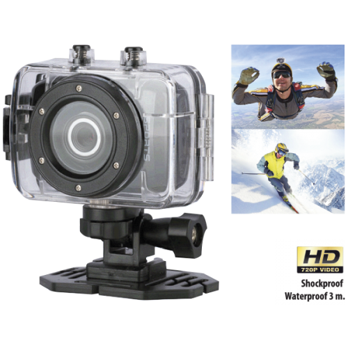 HD Waterproof actie camera