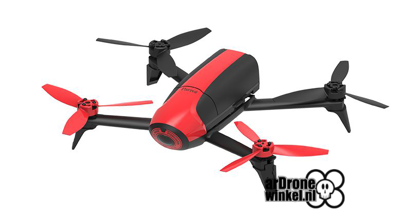 Parrot Bebop drone 2.0 Rood PF726000AC