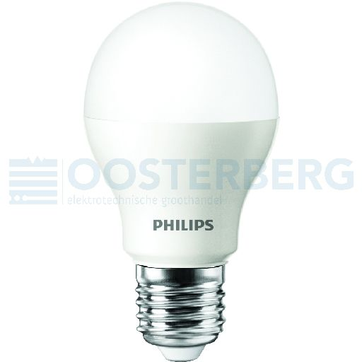 PHILIPS LEDLAMP BULB -  9.5W - E27 - WIT