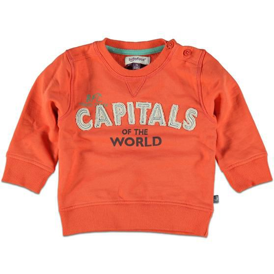 sweater 'Chili' met lange mouw, mt 92, merk BFC, for boys