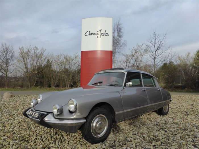 CITROEN DS PALLAS 1967 95524