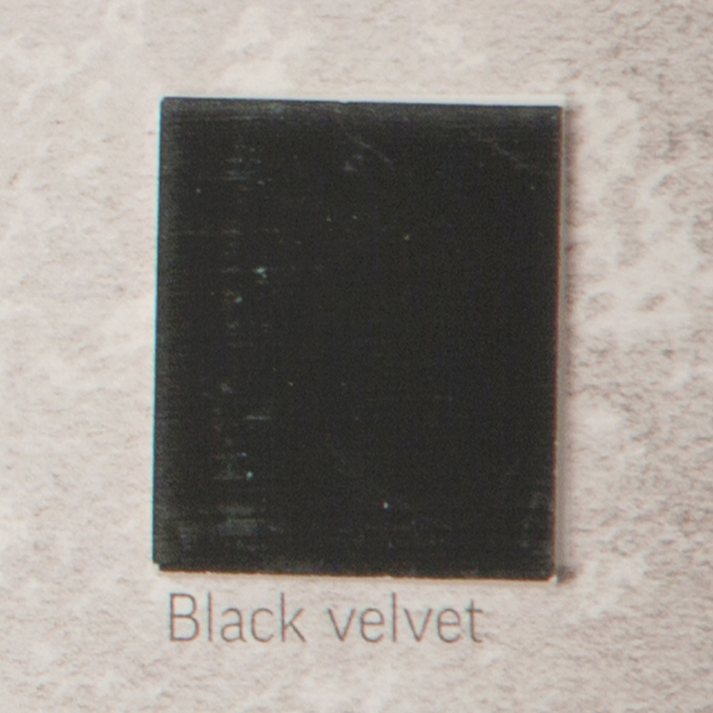 Jeanne d'Arc Living Matt Furniture Paint Black Velvet