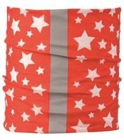 101276 Reflective Dog Buff® 2010 Stars M/L