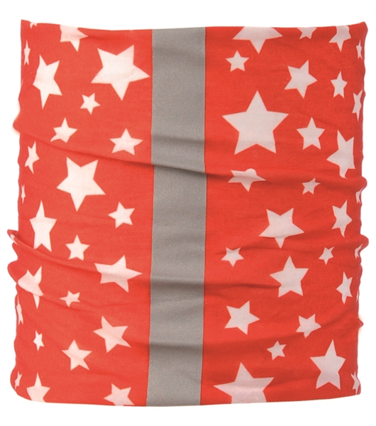 101279 Reflective Dog Buff® 2011 Stars S/M