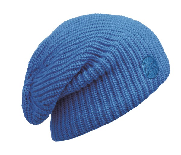 110981707 Knitted And Polar Hat BUFF® Drip Blue
