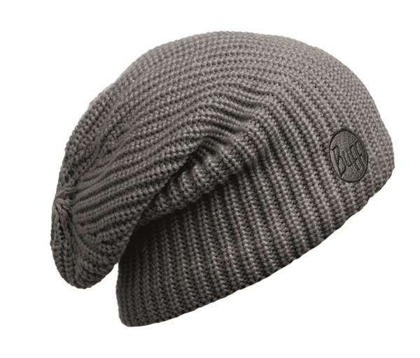 110981901 Knitted And Polar Hat BUFF® Drip Graphite