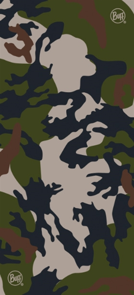112856 Original BUFF® Woodland BDU