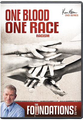 MP4 - One Blood, One Race / Ken Ham - Answers in Genesis