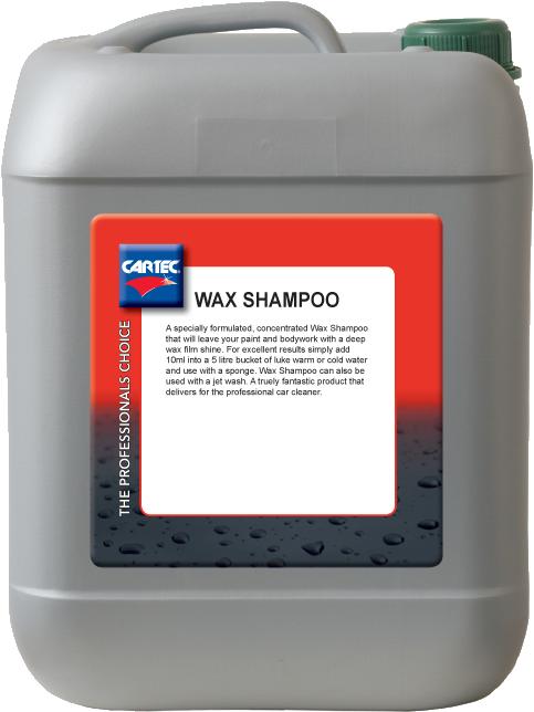 Ceramic Car Wax >> Wax shampoo - Cartec Noord Nederland