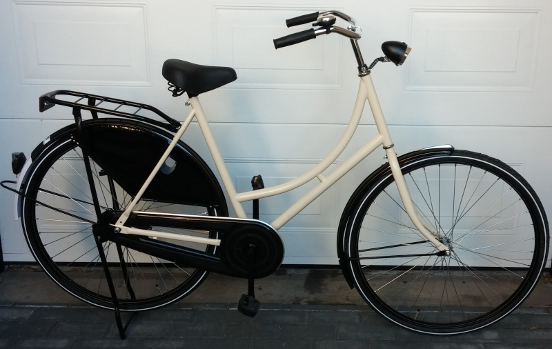 AVALON OMAFIETS DAMES 28 INCH, 57 CM IVOORWIT