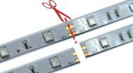 2 X WARM WIT LEDSTRIP MET 300 LED'S #5
